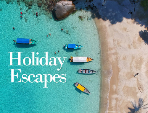 The Islands for the Holidays (No It's Not Too Late)