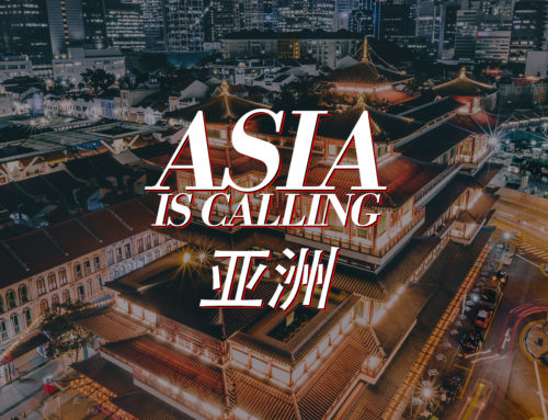 Asia is Calling