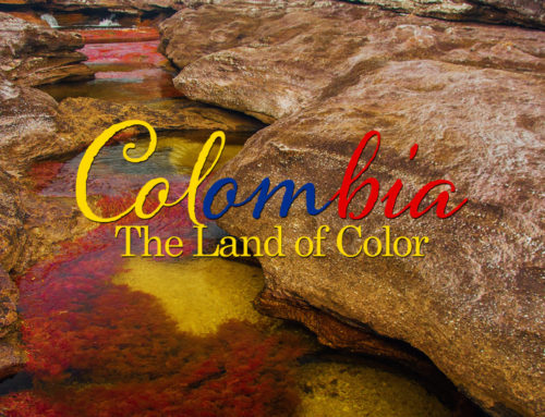 Colombia, The Land of Color