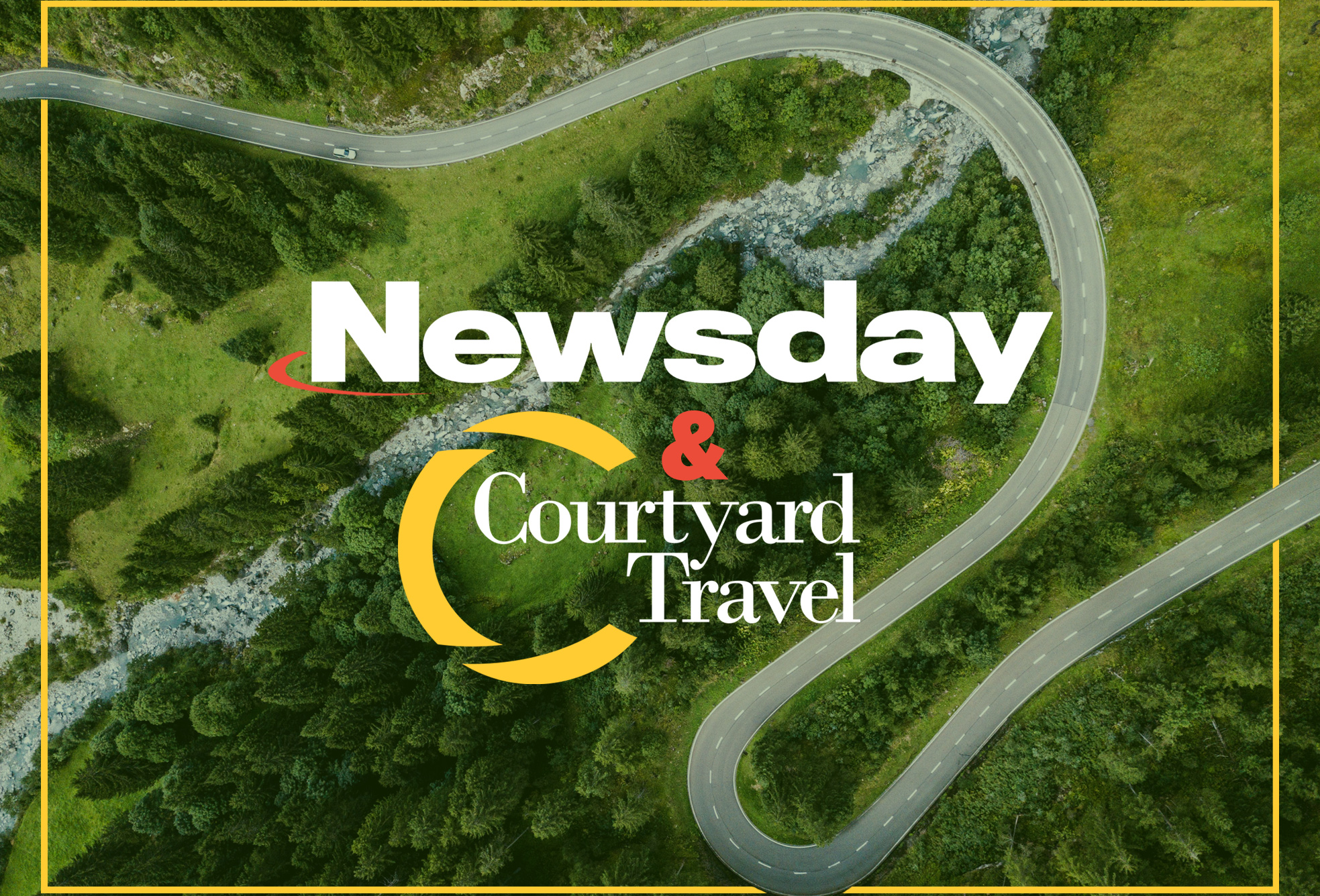 """Newsday & Courtyard Travel, """"The Golden Years"""""""