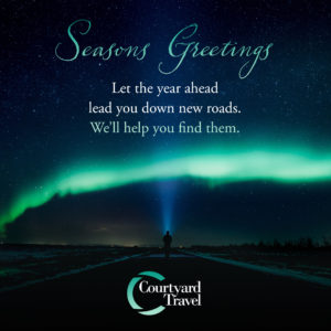 Happy New Year from Courtyard Travel