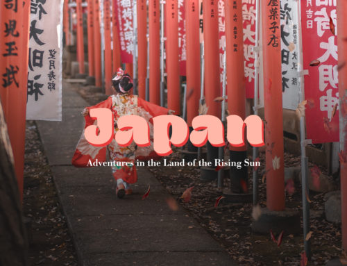 Japan: Adventures in the Land of the Rising Sun