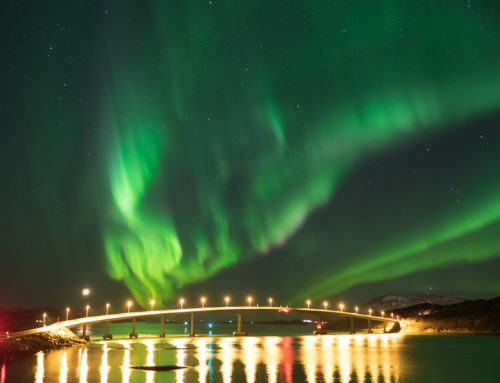 Your Stories: Northern Lights in Norway