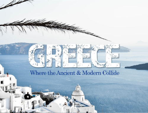 Greece: Where the Ancient and Modern Collide