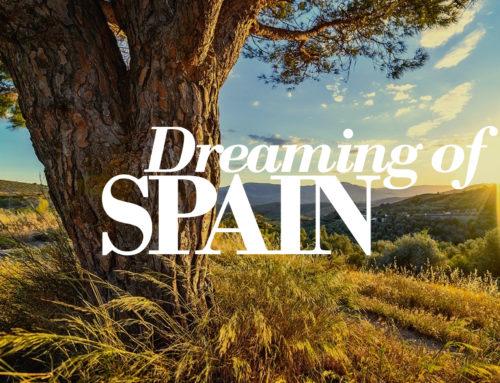 Dreaming of… Spain