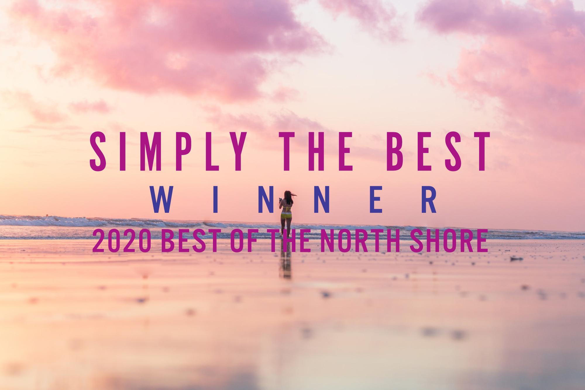 Winner: 2020 Best of the North Shore