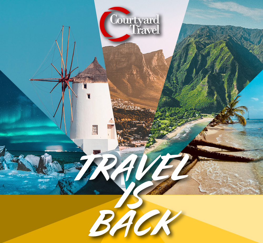 Travel Is Back