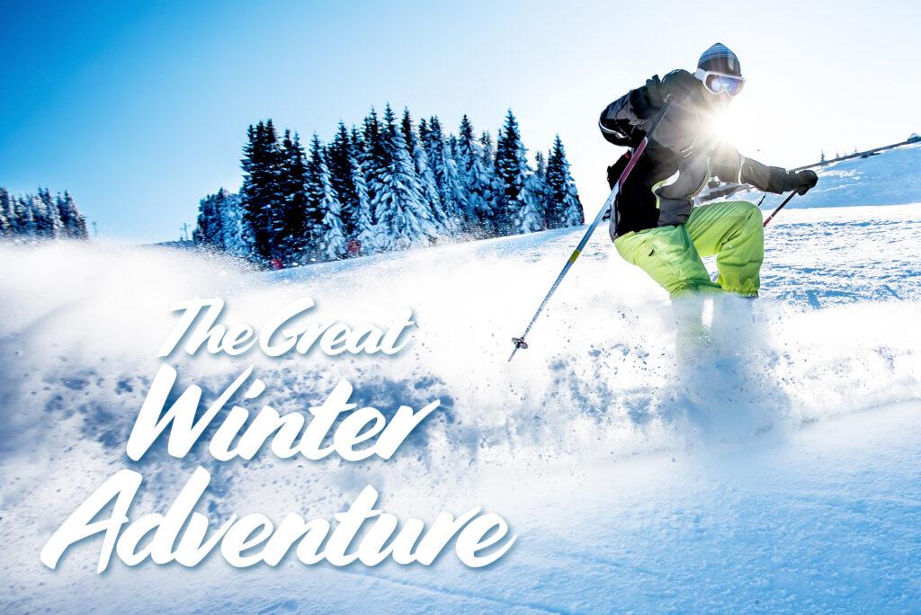 Skiing Adventures